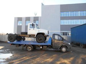 Новый эвакуатор ГАЗ 33106 (Валдай) со сдвижной платформой L 5м