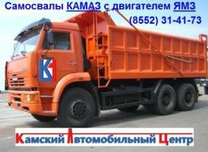 КАМАЗ 44108 (седельный тягач вездеход) с двигателем ЯМЗ 238 М2-5, КПП-15