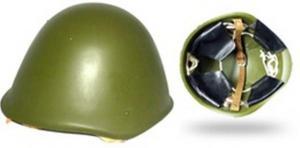 Каска солдатская хаки