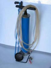 Краскопульт КРДП-4 ручной побелочный
