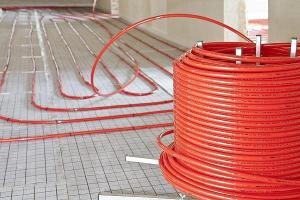 Теплый пол, труба для теплого водяного пола 16*2,0 мм