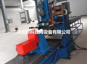 Оборудование для навивки щелевых фильтров с ЧПУ V200