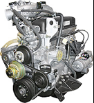 Двигатель УМЗ-4216 Евро 3 для автомобилей ГАЗ-3302