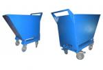 Тележка -контейнер для стружки (ручное опрокидывание)