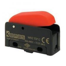 Мини-выключатель с клавишей (1НО) MN2TIP11