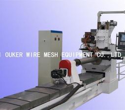 Установка для навивки фильтров с двигателем V300