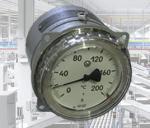 ТГП-100Эк-М1 – термометр показывающий электроконтактный газовый