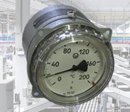 ТКП-100Эк-М1 – термометр показывающий электроконтактный конденсационный