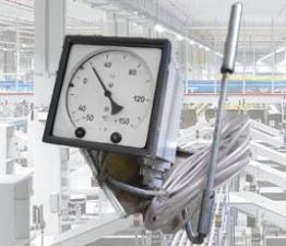 ТГП-16СгВ3Т4 – термометр газовый