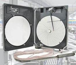 ТГС-711М – термометр однозаписной с приводом диаграммного диска от электродвигателя