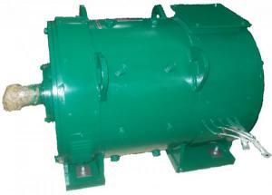 Электродвигатель ДЭ-812 120 кВт. 305 В. 430 А. 750 об/мин ПВ-80%IM-1004 L вала- 120мм