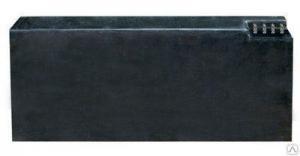 Техпластина, армирована полимерным тросом 6 мм 500х250х40