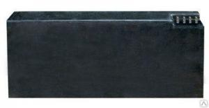 Техпластина, армирована полимерным тросом 8 мм 1000х250х40
