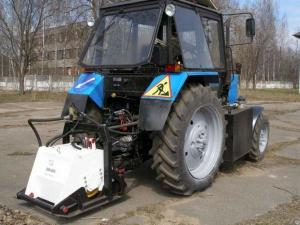 Фреза дорожная ЕМ-400 (навесная)