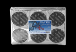 Латки круглые Ф62, 100 шт.пакет