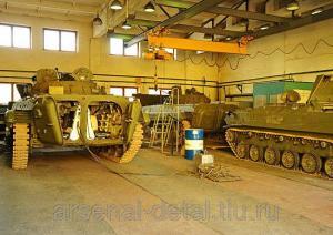 танковая броня А3