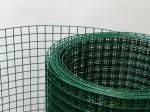 Сетка сварная оцинкованная покрытая полимером 50х50х2,2