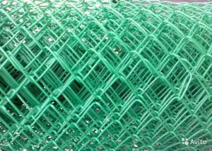 Сетка плетеная н/у покрытая полимером 50х50х2,5