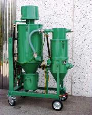 аппарат беспылевой очистки CLEMCO HS200P