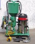 Аппарат беспылевой очистки CLEMCO HSP20