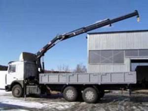 Аренда манипуляторов (самогрузов) в Ачинске