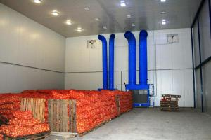 Овощные холодильные камеры в Крыму с установкой.Доставка,гарантия.