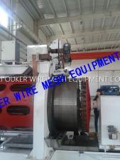 Оборудование для навивки щелевых фильтров с ЧПУ V600-1200
