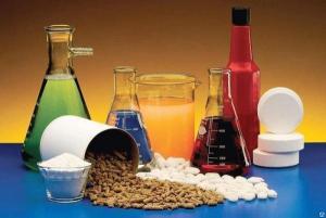 Иттербий нитрат, 5-водный , ХЧ