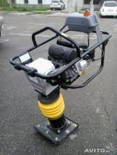 Вибротрамбовка бензиновая HCR80K (Honda GX100)