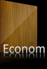 Стеновые панели Econom (окрашенные)