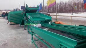 Картофелесортировка «Картберг» М 620 вся Россия