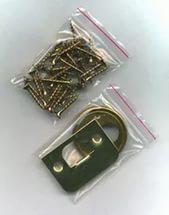 Пакеты с замком (Гриппер) 15*20см