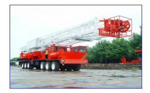 Агрегат для капитального ремонта скважин XJ135