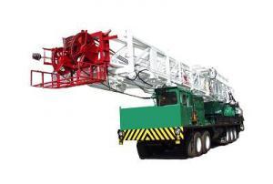 Агрегат для капитального ремонта скважин XJ90