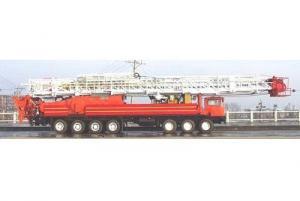 Агрегат для капитального ремонта скважин XJ180
