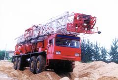 Агрегат для капитального ремонта скважин XJ135 для сложных условий