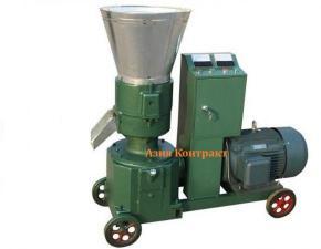 Оборудование для производства пеллет, пеллетайзер, гранулятор