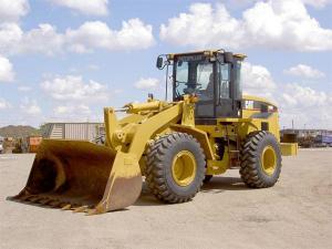 Фронтальный погрузчик Caterpillar 938 G-2