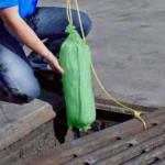Бон сорбирующий погружной (диаметр не менее 200 мм, секция не менее 0,5 м, упаковка 10 шт)