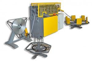 Станок для производства колючей проволоки Егоза АКЛ-300.
