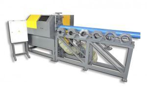 Станок РНПТ-180 для нарезки резьбы на пластиковых трубах ПНД / ПВД / ПП