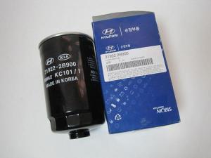 Фильтр топливный ВТС Трэкол дв. HYUNDAI (оригинал) 319222B900
