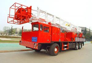 Мобильная буровая установка XJ70(XJ250)