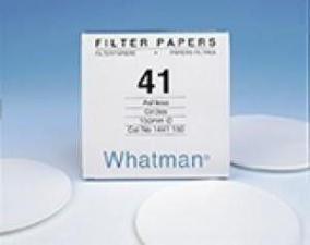 Бумага фильтрационная для кач. анализа 40, D 185мм, уп./100шт., Whatman