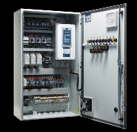Шкаф управления насосными установками (КНС)