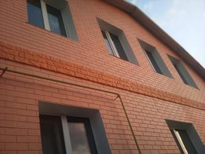 Фасадные термопанели Азстром для теплоизоляции дома