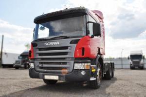 Scania P 380 6x4
