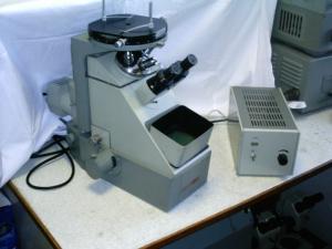 Микроскоп металлографический ММР-4
