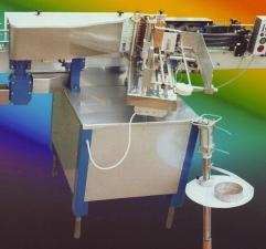 Этикетавтомат ECA-8, этикетировочная машина -для наклеивания бумажных этикеток