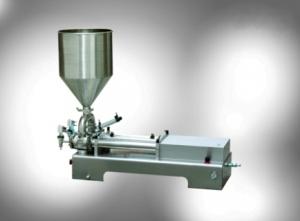 Дозатор, Полуавтомат розлива Модель SGF - для густых продуктов